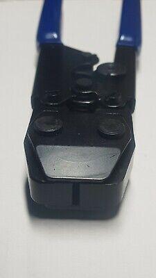 Pex crimper, Cinch clamp Crimping tool, plumbing crimp 3