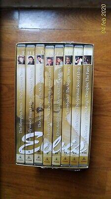 "ELVIS PRESLEY - 25"" ANNIVERSARY-8 DVD ORO NUMERATA n, 3384/10000 2"