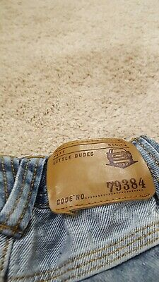Pair of Boys Next Jeans (Size 18-24 Months) 5