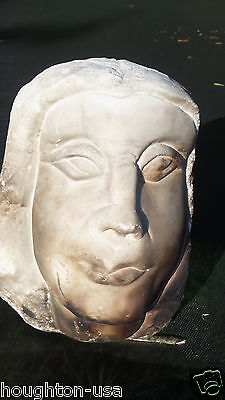 Ancient Roman Marble Head of Janus--The Two Faced God! Sicily, c. 200 BC-300 AD 2