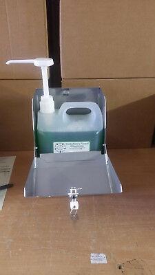 Lockable soap dispenser and 5L of soap 2