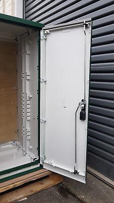 GRP Electric Enclosure, Kiosk, Cabinet, Meter Box, Housing (W800, H1154, D640)mm 7