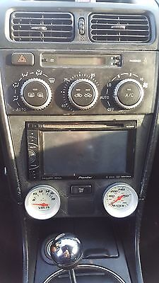 3 Of 12 Dash Kit Gauge Pod Radio Install For Lexus Is300 Altezza 99
