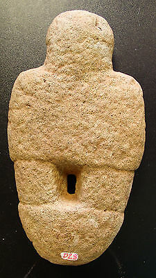 Pre-Columbian stone effigy Diquis style ~ South West Costa Rica ~ 600-1200AD 2