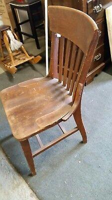 Haywood Wakefield wooden chair 3