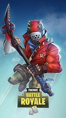 Fortnite Gaming Poster Print Wall Art Different variations  Xbox PS4 |UK Seller 4