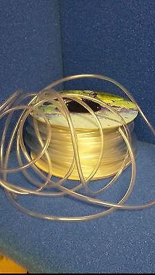 Luftschlauch 10 meter Silikon Luft-Schlauch 8/10 mm für Aquarien & Teiche 2