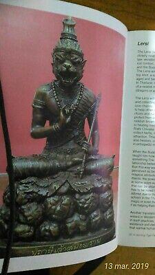 Poo Jao Saming PraiCos bendición por Ahjarn Yod n Wat templo de Pamahawan 7