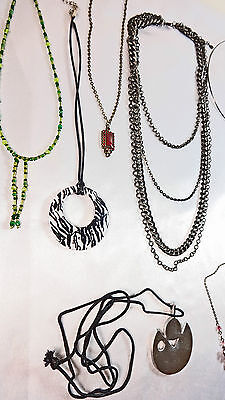 WHOLESALE/JOBLOT NEW LADIES FASHION NECKLACE MIX!! Buy from 50-1000 pieces! jl1 2