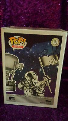 Funko Pop Icons Mtv Moon Person #18 2