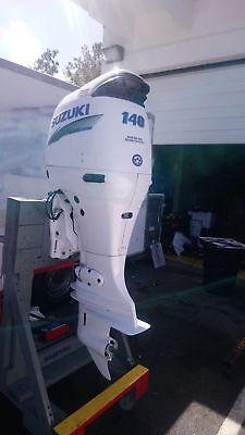 SUZUKI DF 140 outboard motor complete restoration