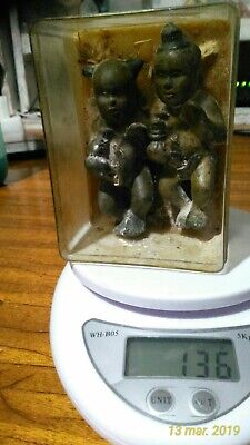 Kuman ThongGran Amuleto Mágico Estatua Kuman Tanga 3