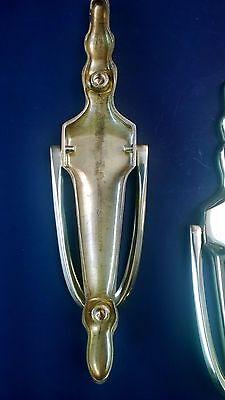 Solid Brass Stylish Door Knockers Set of Three 2