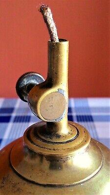 Lámpara De Aceite Marca Gardon- Siglo Xix 7