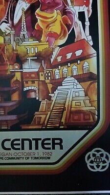 Epcot Figment Dreamfinder Walt Disney World Attraction Poster Print 11x17 5