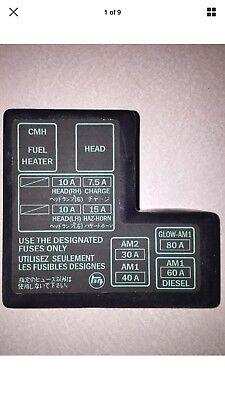 1987 toyota pickup fuse box | wiring diagram 179 advance  avemarisstella.it