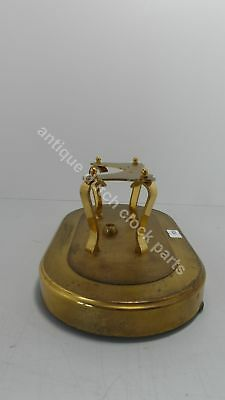 Brass Stand For Oval Kundo Or Kieninger Und Obergfell Anniversary Clock 3