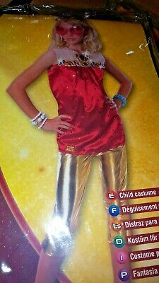 Sharpay High School Musical 2  END OF THE YEAR Disney Child Costume NW many size
