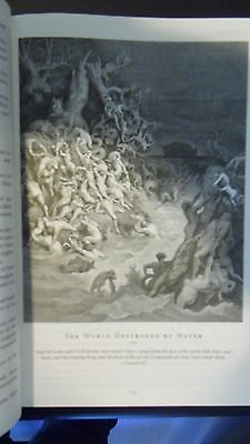 The Holy Bible King James Version Gustave Dore Illustrated Leather Bound  SALE 7