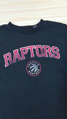 Toronto Raptors NBA Majestic Long Sleeve Kids Thermal Shirt  Size 4T NWT 2