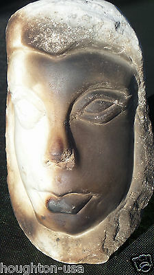 Ancient Roman Marble Head of Janus--The Two Faced God! Sicily, c. 200 BC-300 AD 9