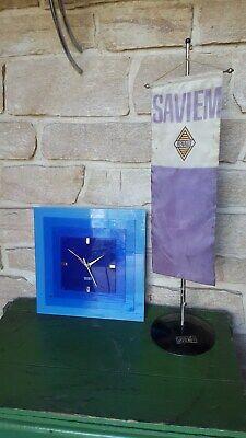 horloge publicitaire RENAULT SAVIEM 3