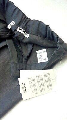 Kinder Jungenhose Cacharel Marke grau 6 Jahre Leinen 118 cm gerade UVP £ 140 6