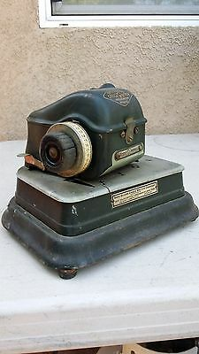 Antique/Vintage Safe-Guard Check Writer Model G (Rare)...Collectors Item 4