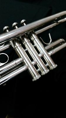 Trumpet-Bankruptcy-New Student To Intermediate Concert Silver Band Trumpets 9