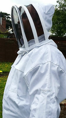 Beekeeping suit Beekeepers Bee Suit with Fencing Veil-All sizes UK Seller 8