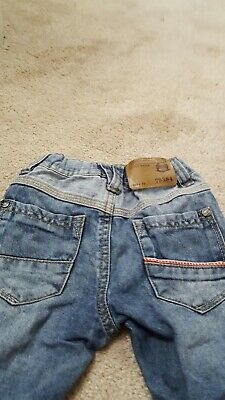 Pair of Boys Next Jeans (Size 18-24 Months) 7