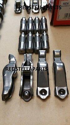 Fai Camshaft Timing /Cam Belt Kit  Rocker Arms Lifters Kia Hyundai 2.0 2.2 Crdi 11