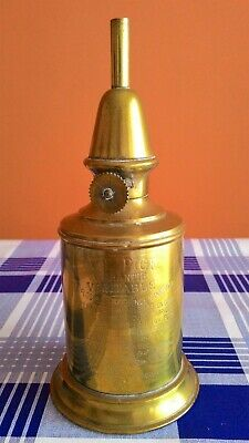 Lámpara De Aceite Francesa Siglo Xix - Paris 1885 6