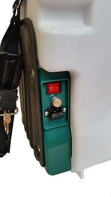 Pompa  a batteria a zaino CARPI ELETTRO 16 LT  Irroratrice a spalla elettrica 4