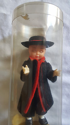 Puppen Figur sehr alt Rarität Dekoration . Deko  Figuren ca 13 - 14 cm