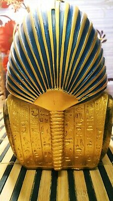 Statue of Tutankhamun Ancient Egypt (reigned 1332-1323 BC). 5