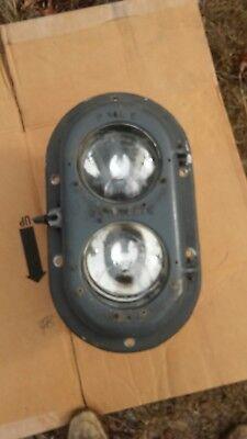 "Pyle Locomotive Headlights /""mars/"" type"