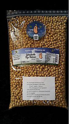 2 kg deutsche Sojabohnen aus Bayern - getrocknet und gereinigt 2