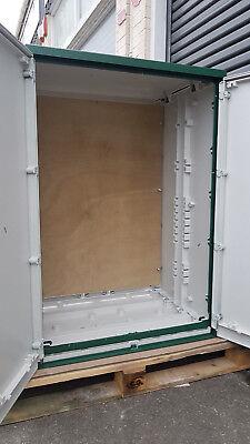 GRP Electric Enclosure, Kiosk, Cabinet, Meter Box, Housing (W800, H1154, D640)mm 4