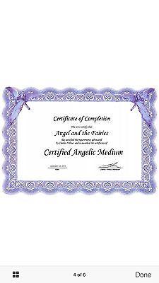 Code 442 Angelite crystal Infused Bracelet Doreen Virtue Certified Practitioner