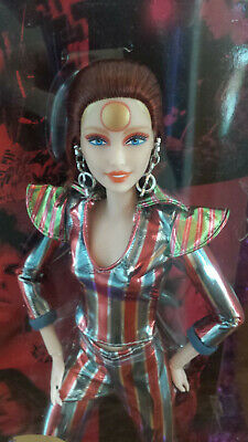 David Bowie Ziggy Stardust Barbie Doll - Limited Edition 2