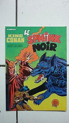 Artima Color Marvel / Conan /   Le Sphinx Noir   / 1984