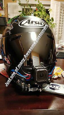 Genuine Gopro Helmet Front chin mount Hero 7,6,5,4,3,2,1 with allen wrench 4