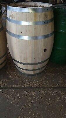 Botte in legno di castagno da 200 litri fatti a mano spedizione inclusa 6