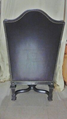 Antique Karpen Mahogany Chair - 53 Inches High - 30 Inches Wide - 28 Inches Deep 9