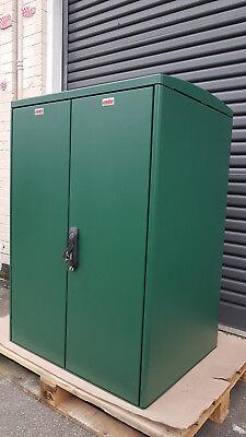 GRP Electric Enclosure, Kiosk, Cabinet, Meter Box, Housing (W800, H1154, D640)mm 2