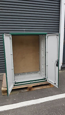 GRP Electric Enclosure, Kiosk, Cabinet, Meter Box, Housing (W800, H1154, D640)mm 6