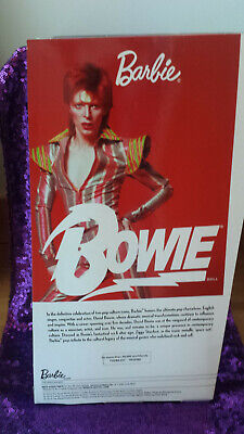 David Bowie Ziggy Stardust Barbie Doll - Limited Edition 3