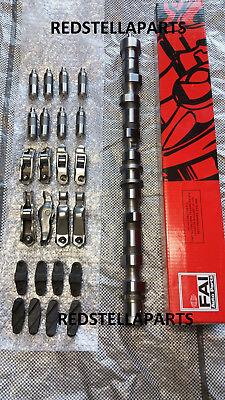 Fai Camshaft Timing /Cam Belt Kit  Rocker Arms Lifters Kia Hyundai 2.0 2.2 Crdi 6