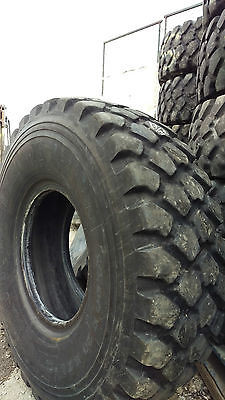 Recent production date 14.00R20 XZL Michelin Military Mud Tire